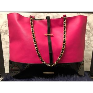 Juicy Couture Tote *FREE red tote w/ purchase*